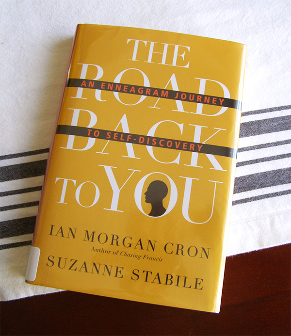 The Road Back to You Enneagram book