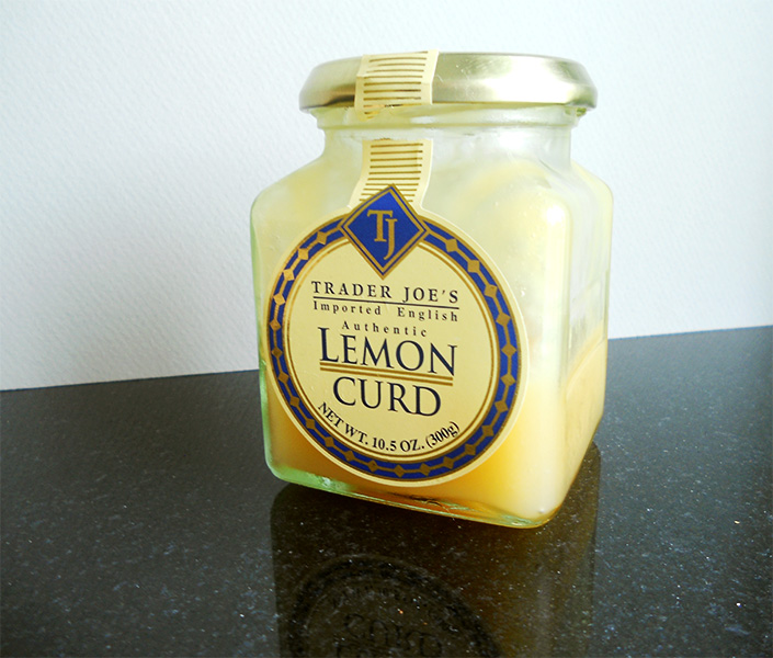Trader Joe's Lemon Curd photo by Cortney North