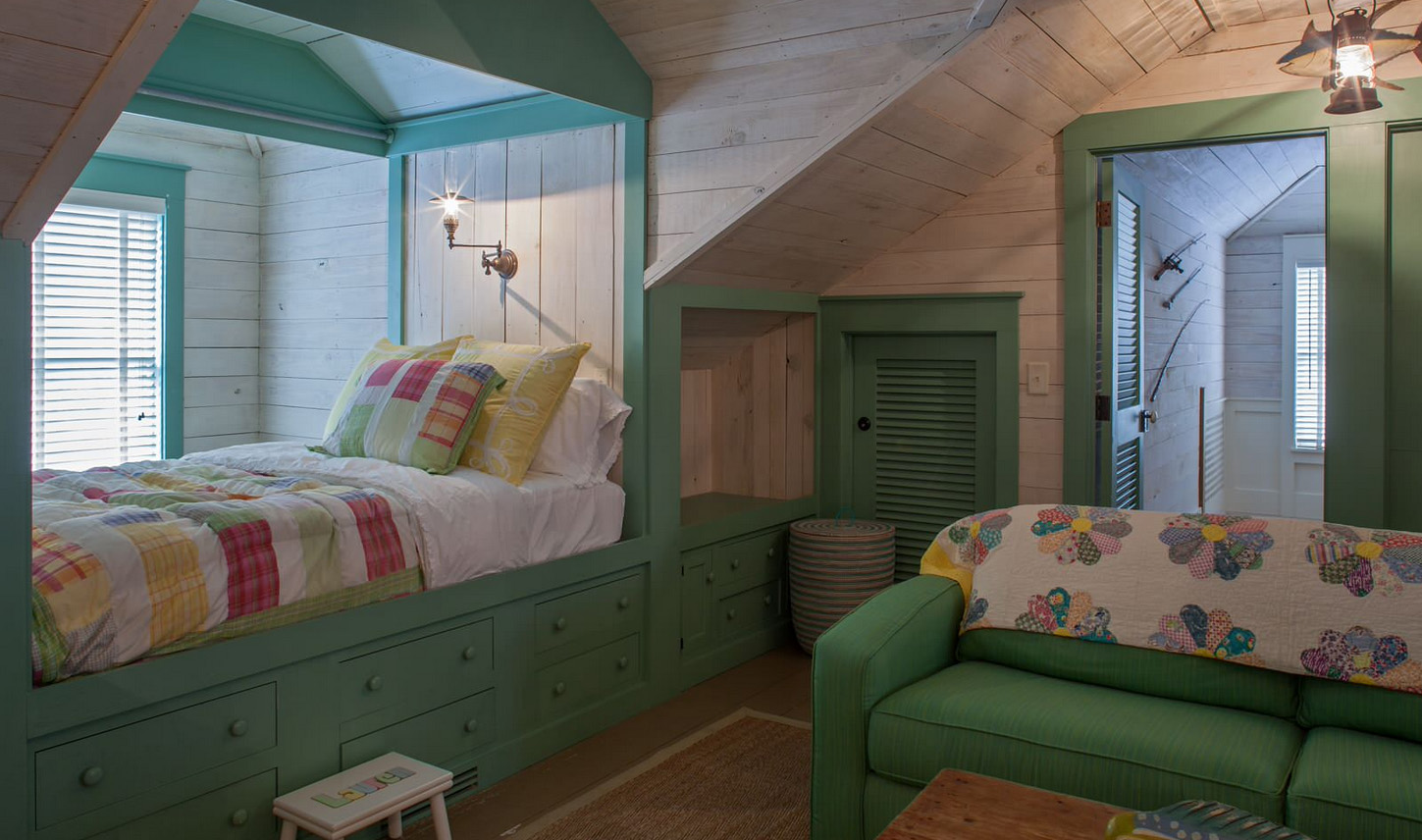 Kids Beach Cottage Interior Design
