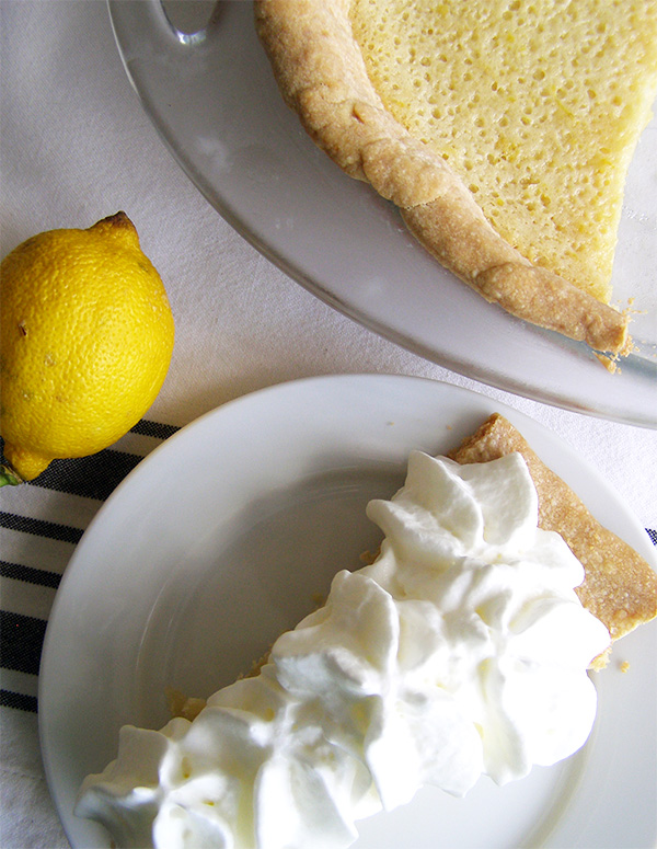 Lemon Pie by Cortney North